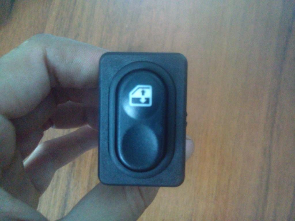 кнопке электростеклоподъемника