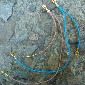 провода подключения сигнала