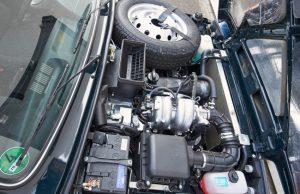 новый мотор для нивы