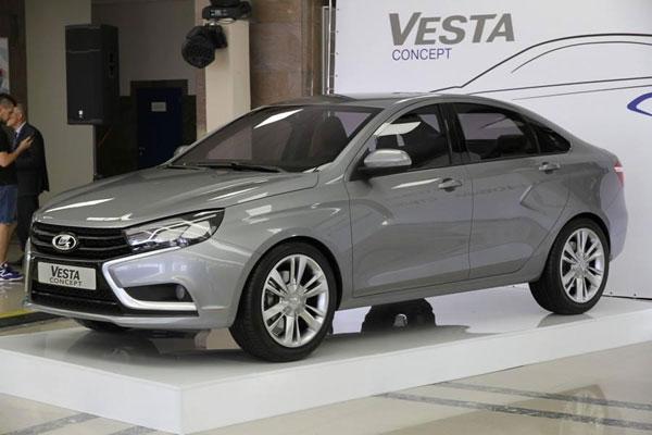 Lada Vesta комплектация