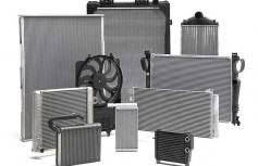 Радиатор на машине фото