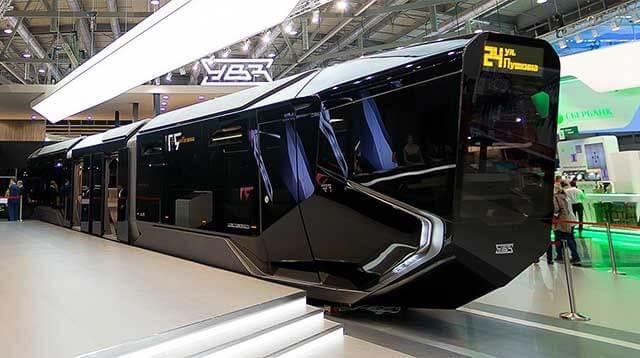трамвай r1
