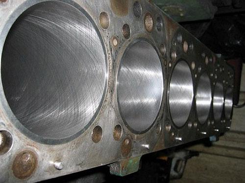 хонингование гильз цилиндров