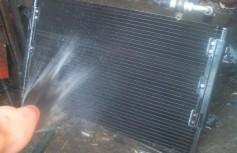 чистка радиатора охлаждения