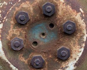 как снять прикипевшее колесо