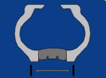 малое давление в шинах