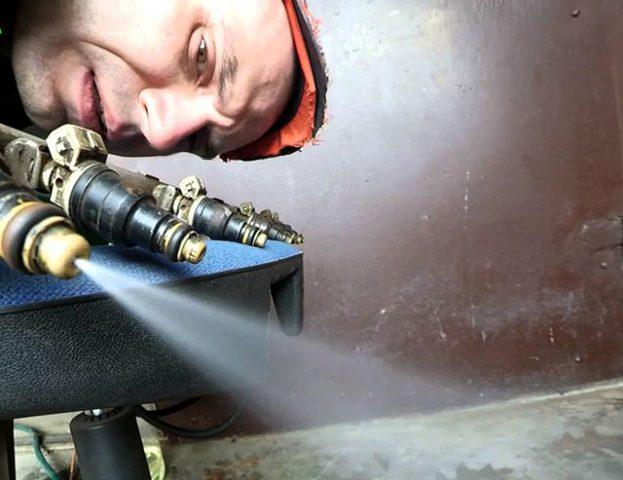 диагностика форсунок бензинового двигателя